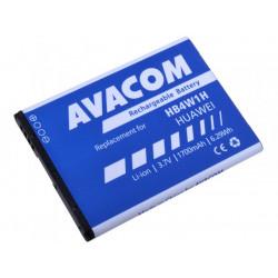 Baterie do mobilu Huawei G510 Li-Ion 3,7V 1700mAh (náhrada HB4W1H)