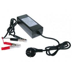 Nabíječka WILSTAR 12V/10A pro olověné AGM/GEL akumulátory (40 - 130Ah)