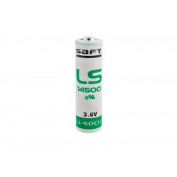 Nenabíjecí baterie AA LS14500 Saft Lithium 1ks Bulk