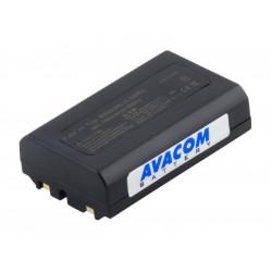 Nikon EN-EL1, Konica Minolta NP-800 Li-ion 7.4V 800mAh 5.9Wh
