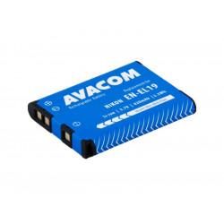 Nikon EN-EL19 Li-ion 3.7V 620mAh 2.3Wh