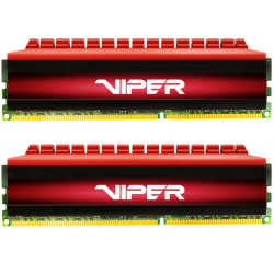 8GB DDR4-3000MHz CL16 Patriot Viper, kit 2x4GB