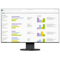 "24"" LED EIZO EV2451-FHD,IPS,HDMI,DP,USB,piv,rep,bk"