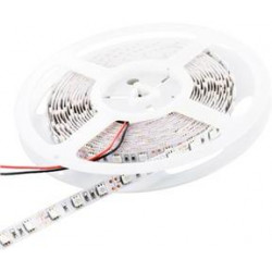 WE LED páska SMD50 5m 60ks/m 14,4W/m zelená