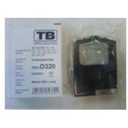 TB páska kompatib. s OKI ML320, Black