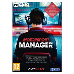 PC - Motorsport Manager