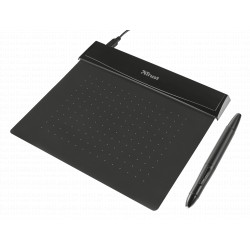 TRUST Flex Design Tablet - black