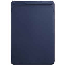 iPad Pro 10,5'' Leather Sleeve - Midnight Blue