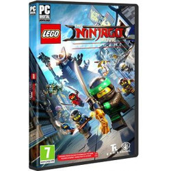 PC - Lego Ninjago Movie Videogame