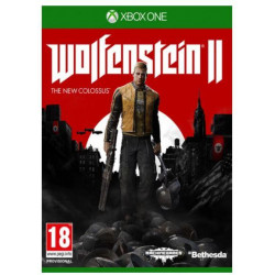 XOne - Wolfenstein II The New Colossus