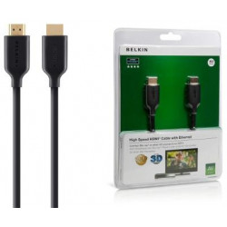 BELKIN Gold High-speed HDMI kabel s Ethernet a podporou 4K/UltraHD, 5m