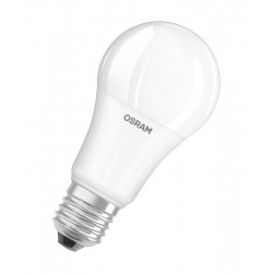 Osram LED žárovka E27 10,0W 4000K 1055lm VALUE A75-klasik matná