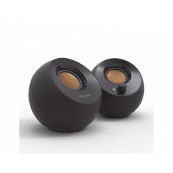 Speaker CREATIVE Pebble USB, 2.0, black