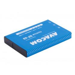 Fujifilm NP-60, Kodak KLIC-5000, Olympus LI-20B, Samsung SLB-1037, SLB-1137 Li-Ion 3.7V 1000 mAh 3.7Wh