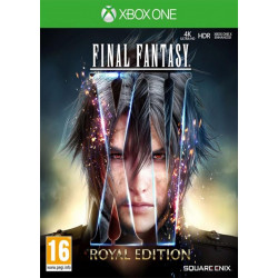 XOne - FINAL FANTASY XV: ROYAL EDITION