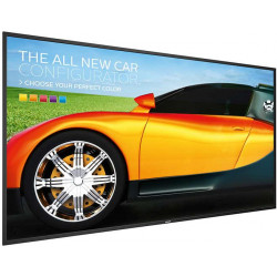 "86"" E-LED Philips 86BDL3050Q - UHD,IPS,4100cd,16/7"