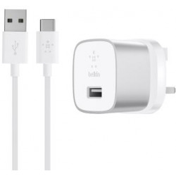 BELKIN Quick Charge 3.0 Home Charger + USB-C na USB-A kabel