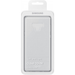 Samsung Clear Cover Note 9 Transparent