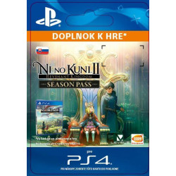 ESD SK PS4 - Ni no Kuni™ II: Revenant Kingdom - Season Pass
