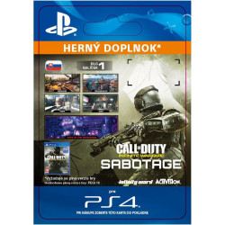 ESD SK PS4 - Call of Duty®: Infinite Warfare DLC 1: Sabotage