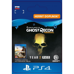 ESD SK PS4 - Tom Clancy's Ghost Recon® Wildlands Year 2 Pass