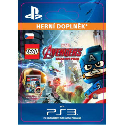 ESD SK PS3 - LEGO® Marvel's Avengers Season Pass