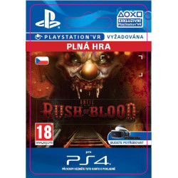 ESD CZ PS4 - Until Dawn: Rush of Blood