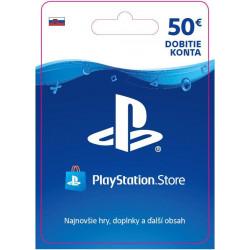 ESD SK - PS Store el. peněženka - 50 EUR