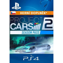ESD SK PS4 - Project CARS 2 Season Pass
