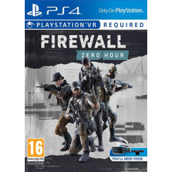 ESD SK PS4 - Firewall Zero Hour™