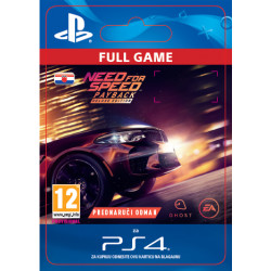 ESD CZ PS4 - Need for Speed™ Payback - Deluxe Edition