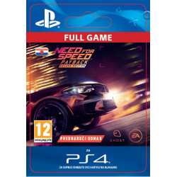 ESD SK PS4 - Need for Speed™ Payback - Deluxe Edition