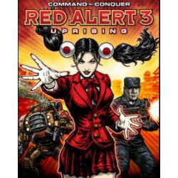 ESD Command and Conquer Red Alert 3 Uprising