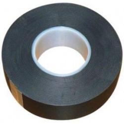 PremiumCord Izolační páska vulkalizační 25mm/5m černá