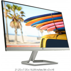 HP 24fw audio IPS 1920x1080/300/1k:1/VGA/HDMI/5ms