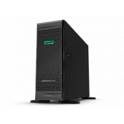 HPE ML350 Gen10 4210, 64GB, 8 SFF HDD, RPS