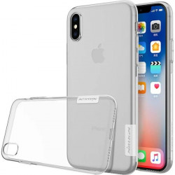Nillkin Nature TPU Pouzdro Transparent pro iPhone X/XS