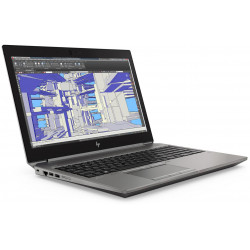 HP ZBook 15 G6 i5-9300H/16GB/256S/W10P