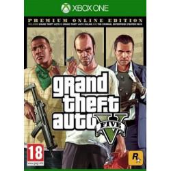 XOne - Grand Theft Auto V Premium Edition