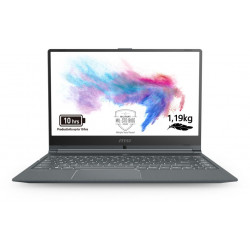 "MSI Modern 14 14"" FHD/I7-10510U/8GB/512SSD/IN/W10H"