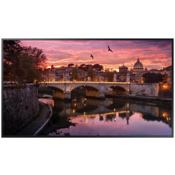 "43"" LED Samsung QB43R - UHD, 350cd,MI, 16/7"