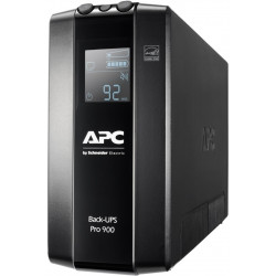 APC Back UPS Pro BR 900VA, 6 Outlets, AVR, LCD Interface
