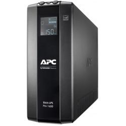 APC Back UPS Pro BR 1600VA, 8 Outlets, AVR, LCD Interface