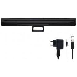 EVOLVEO Xany 5 LTE 230/5V, aktivní pokojová anténa DVB-T2, LTE filtr