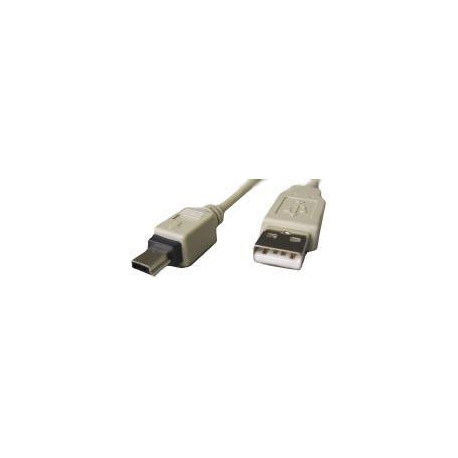 Kabel USB A-MINI 5PM 2.0 1,8m
