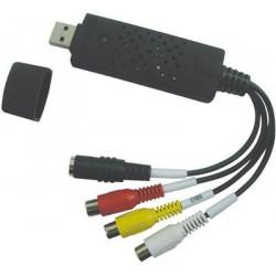 Video/audio grabber pro zachytávání video záznamu