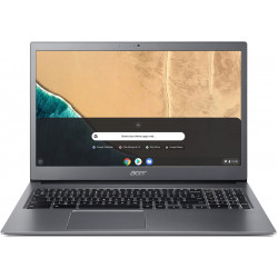 "Acer Chromebook 715 - 15,6""/i3-8130U/8G/128GB/Chrome šedý"