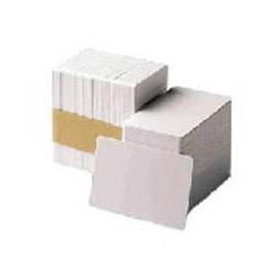 Premier (PVC) Blank White Cards,Card, 30 mil,500ks