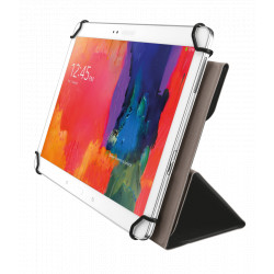 "TRUST Aexxo Universal Folio Case for 9.7"" tablets - black"
