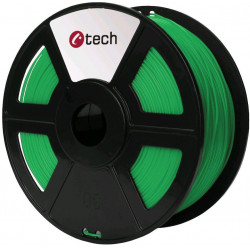 PETG GREEN zelená C-TECH, 1,75mm, 1kg